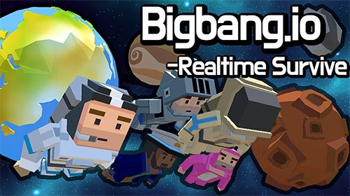 Screenshot Bigbang.io auf dem iPhone