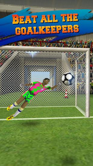 Soccer runner: Football rush for Android