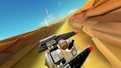 LEGO Star wars: Micro fighters screenshot 2