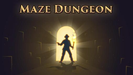 Maze dungeon screenshots