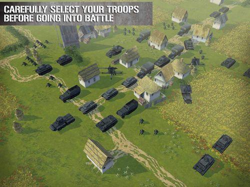Jeux de stratégie Académie militaire 2: Front oriental