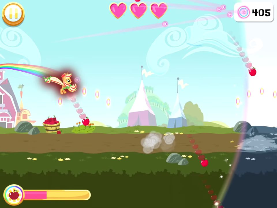 My Little Pony Rainbow Runners für Android