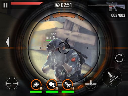 скріншот Frontline commando 2