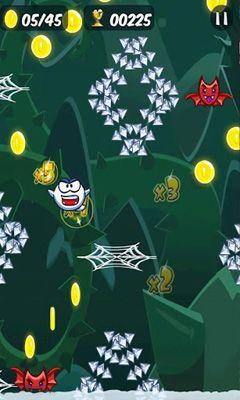 Juegos de arcade Angry Boo para teléfono inteligente