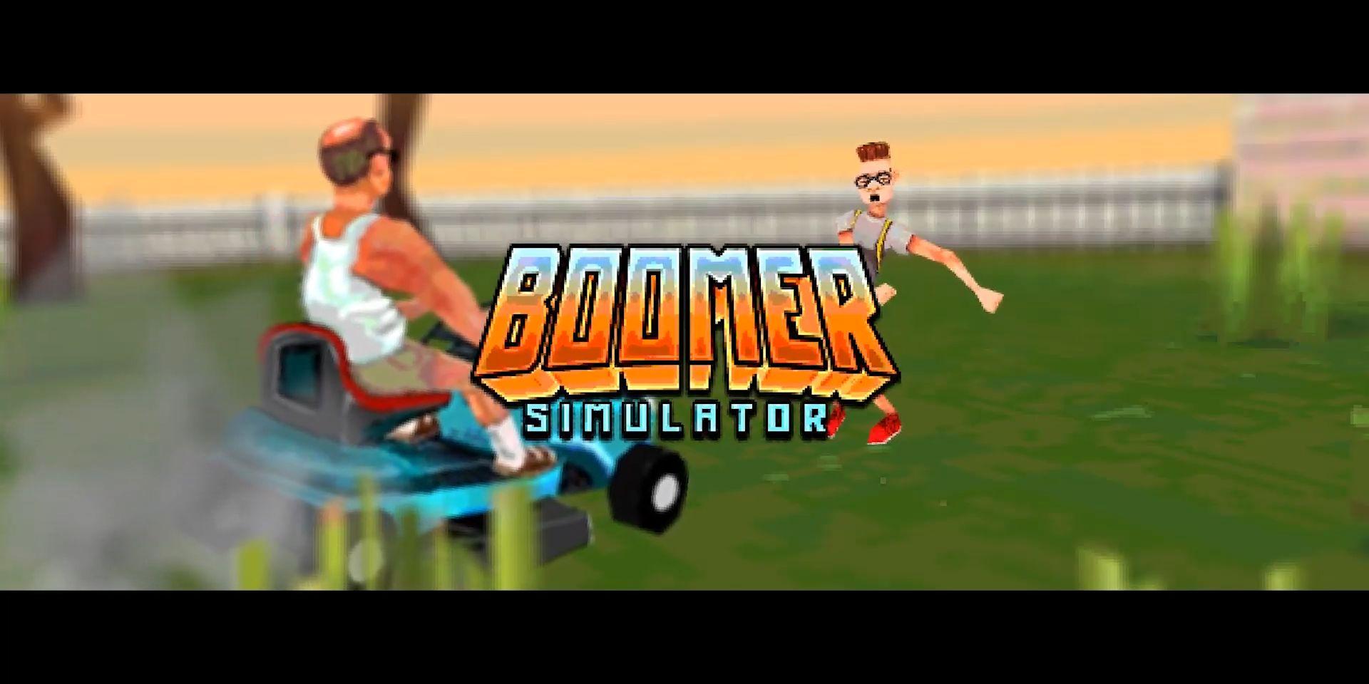 Boomer Simulator screenshot 1