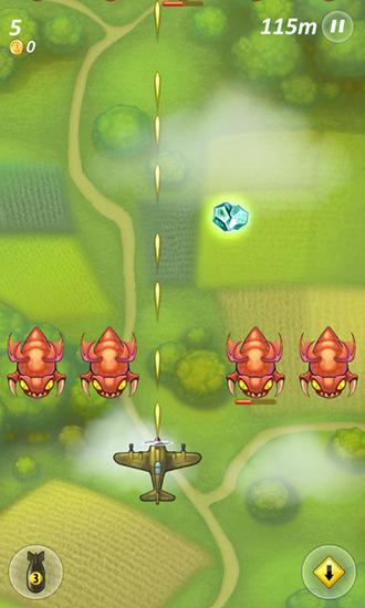 Sky squad Screenshot