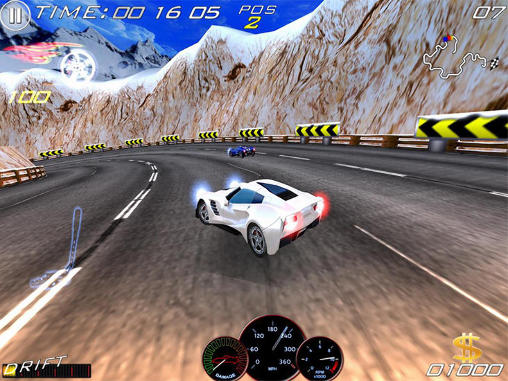 Speed racing ultimate 3 für Android