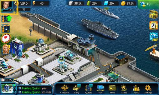 Armor modern war: Mech storm for Android