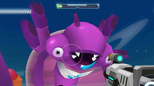 Galaxy gunner: Adventure pour Android