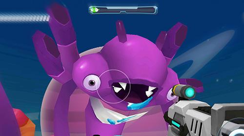 Galaxy gunner: Adventure für Android