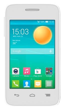 Alcatel POP D1 4018D apps
