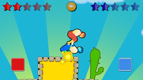 Physics: Wrestle jump для Android