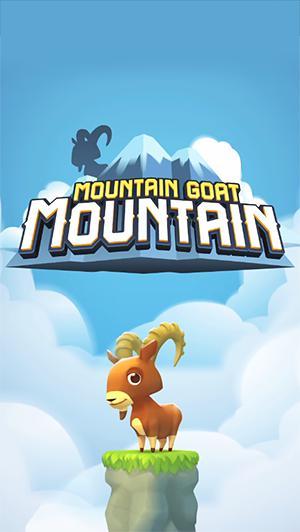 Mountain goat: Mountain icon