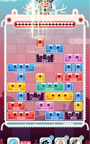 Slidey: Block puzzle auf Deutsch