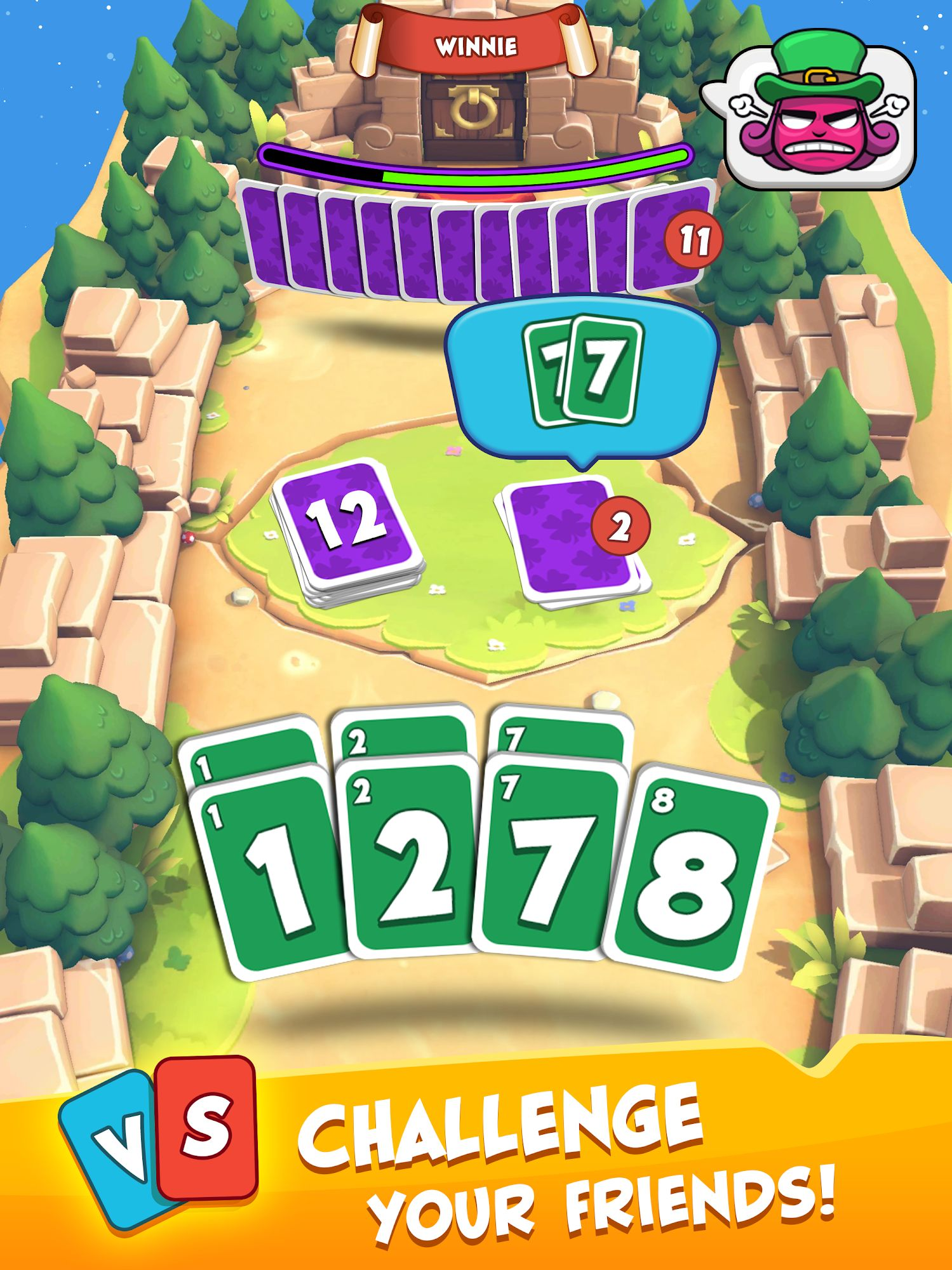 Bluff Plus para Android