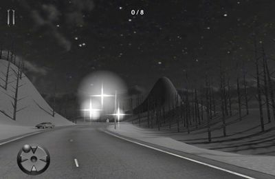 Screenshot SlenderMan! auf dem iPhone