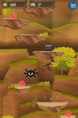 Screenshot Animal Jam: Springendes Känguru auf dem iPhone