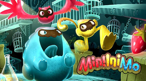 Mini Ini Mo: Puzzle adventure Screenshot