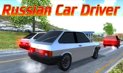 Russian car driver HD screenshots