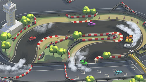 Racing games Hotlap heroes for smartphone
