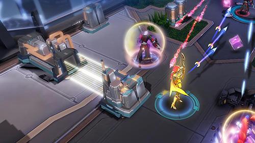 Mobile battleground: Blitz for Android