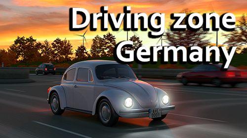 logo Driving Zone: Deutschland