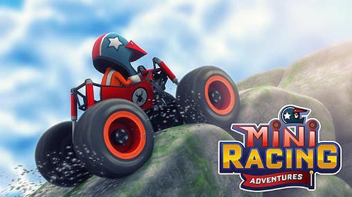 Mini racing: Adventures capture d'écran 1