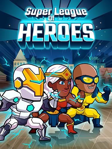Super league of heroes: Comic book champions Screenshot