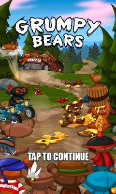 Grumpy Bears Screenshot
