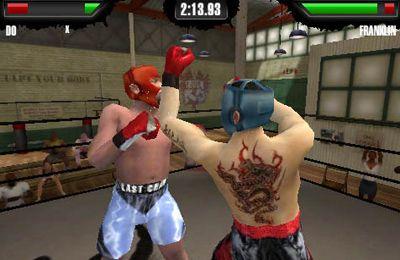 ¡Toca! el Boxeo para iPhone