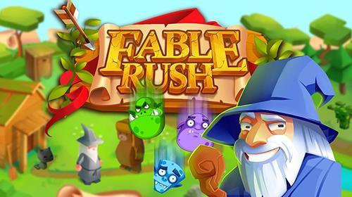 Fable rush: Match 3 Screenshot