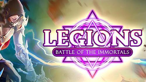 Legions: Battle of the immortals captura de pantalla 1