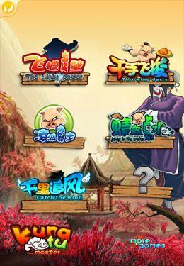 Arcade-Spiele: Lade KungFu Meister auf dein Handy herunter