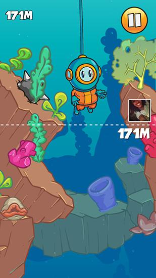 Dinky diver Screenshot