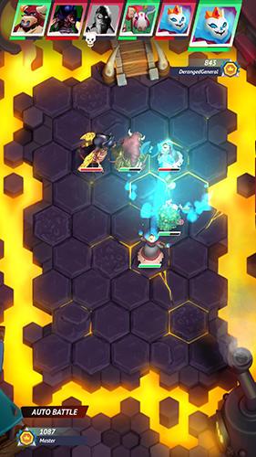 Estrategias Arena brawls para teléfono inteligente