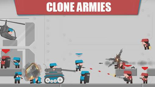 Clone armies captura de pantalla 1