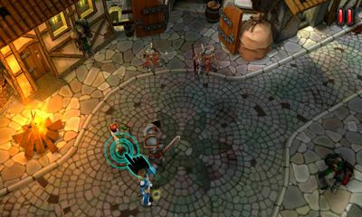 RPG Heroes of destiny for smartphone