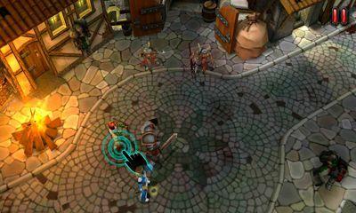 Jogos RPG Heroes of destinypara smartphone