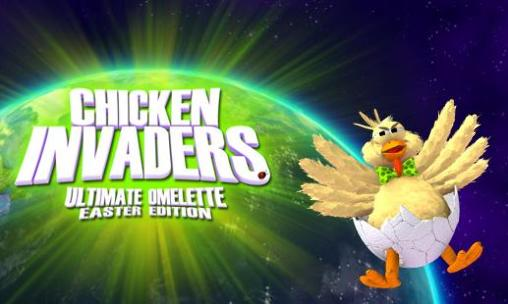 Chicken invaders 4: Ultimate omelette. Easter edition screenshot 1