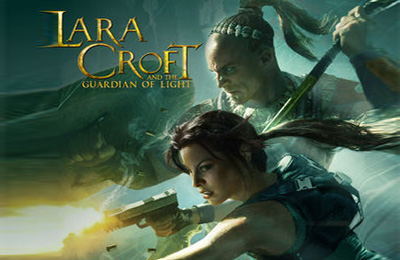 logo Lara Croft et le Guardien de la Lumière