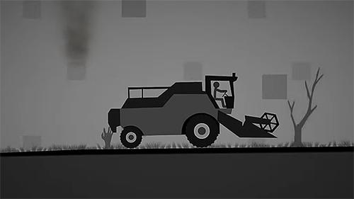 Arcade-Spiele Stickman dismount 2: Annihilation für das Smartphone