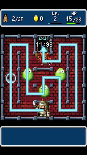 RPG-Spiele: Lade Dandy Dungeon auf dein Handy herunter