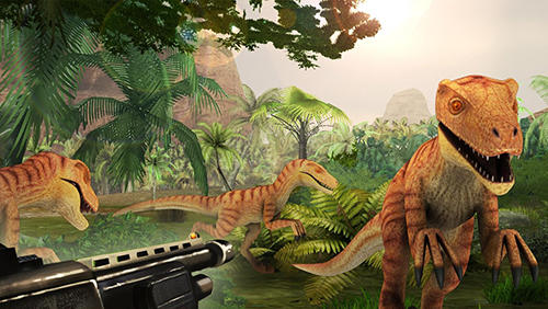 Deadly dino hunter: Shooting für Android