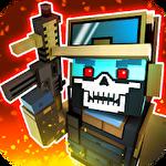 Cube Z: Pixel zombies ícone