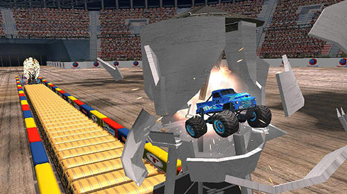 Truck wars: The final battle Screenshot