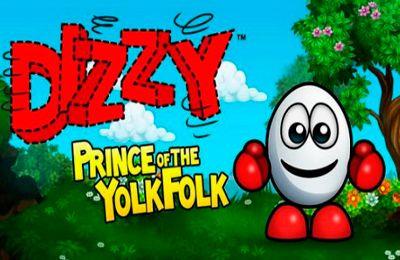 logo Dizzy - Prinz von Yolkfolk