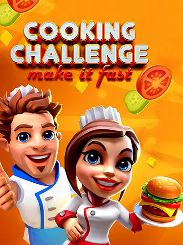 Cooking challenge: Make it fast screenshot 1