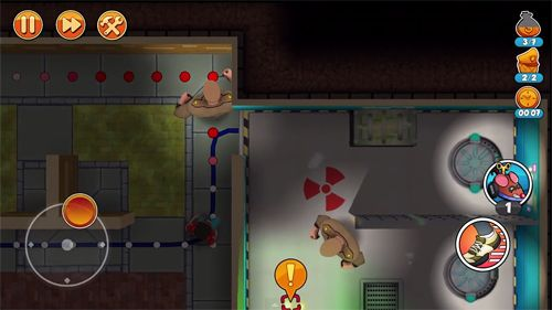 Robbery Bob 2: Double trouble for iPhone for free