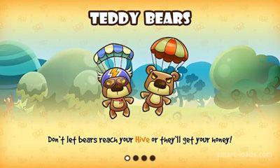 Arcade Honey Battle - Bears vs Bees for smartphone