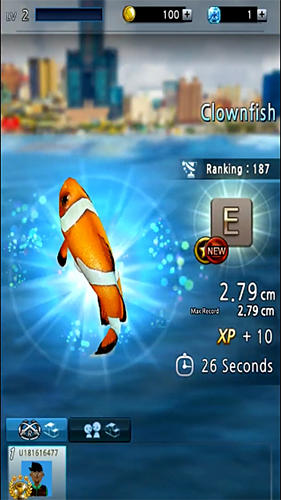 Fishing king :The Urban angler の日本語版